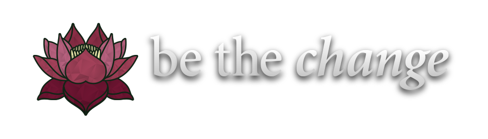 be the change careers logo